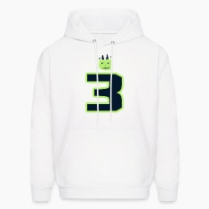 The Wilson 2: King Wilson Hoodies
