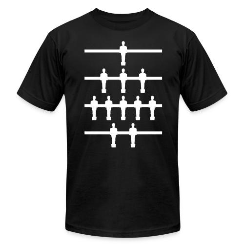 Foosball Formations 3-5-2 - Men's  Jersey T-Shirt