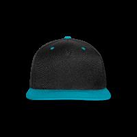 Snap-back Baseball Cap with design