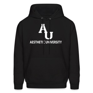 Aesthetic University Hoodie - Men's Hoodie