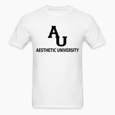 Aesthetic University T-Shirts