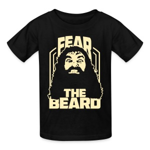 Fear The Beard - Kids' T-Shirt