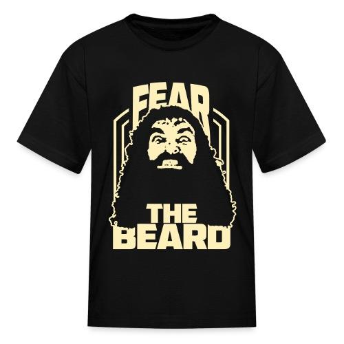 Fear The Beard - Kids' T-Shirt