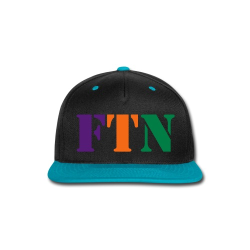 FTN = FooTNote - Snap-back Baseball Cap