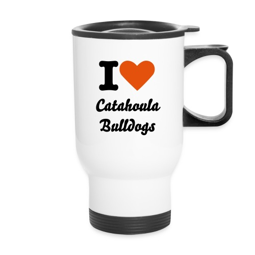 I Love CB Travel Mug - Travel Mug