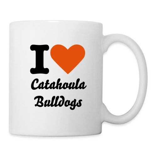 I Love CB Mug - Coffee/Tea Mug