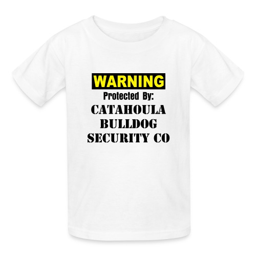 Kids Security Co - Kids' T-Shirt