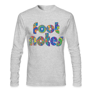 Funknote Longsleeve - Men's Long Sleeve T-Shirt by Next Level