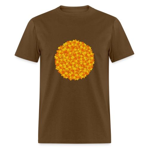 Autumn Sphere - Men's T-Shirt