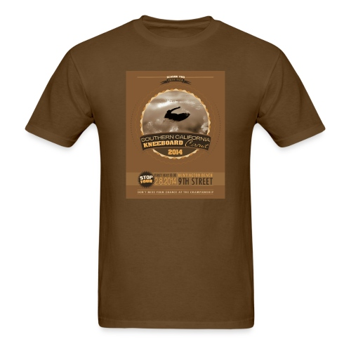 Season Two - 9th Street - Men's T-Shirt