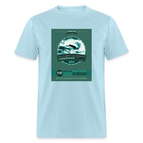 Season Two - Salt Creek - Men's T-Shirt