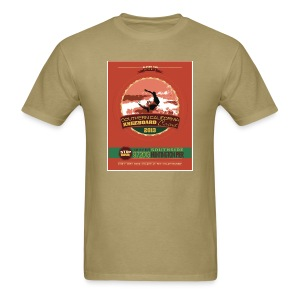 Season Two - Huntington Pier - Men's T-Shirt