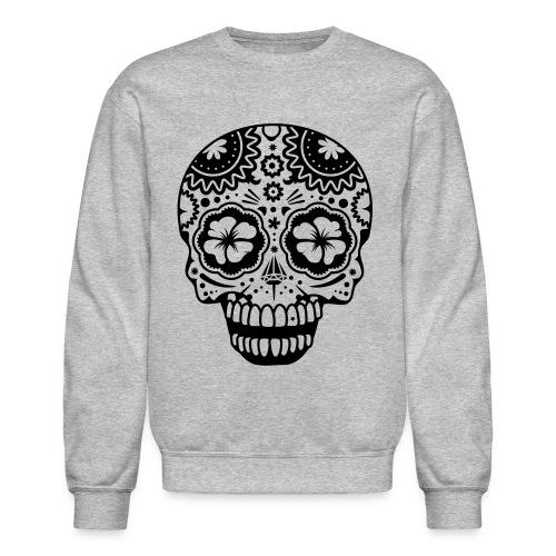 Skull crewneck ~ - Crewneck Sweatshirt