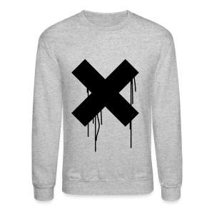 Melting X - Crewneck Sweatshirt