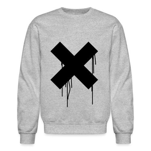 Melting X - Crewneck Sweatshirt