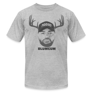 MOOSE! T-Shirt - Men's T-Shirt by American Apparel