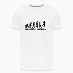 Evolution Handball T-Shirts