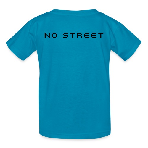 no street - Kids' T-Shirt