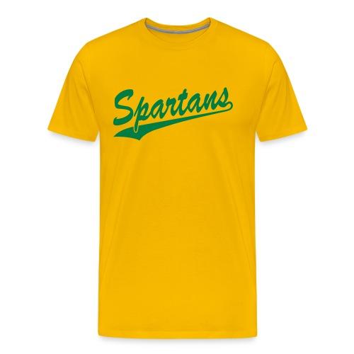 Spartans - Men's Premium T-Shirt