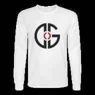 Long Sleeve Shirts ~ Men's Long Sleeve T-Shirt ~ Long Sleeve Logo