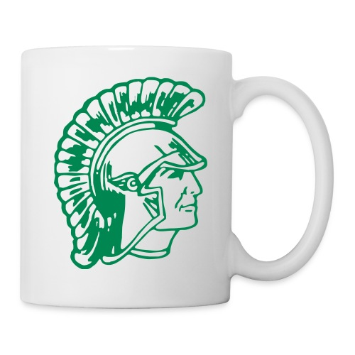 Spartan Head Mug - Coffee/Tea Mug
