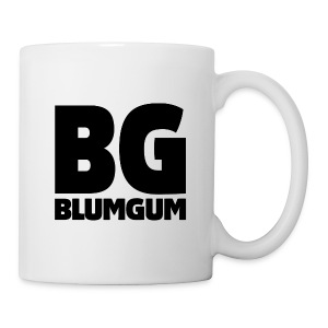 BlumGum Logo Mug - Coffee/Tea Mug