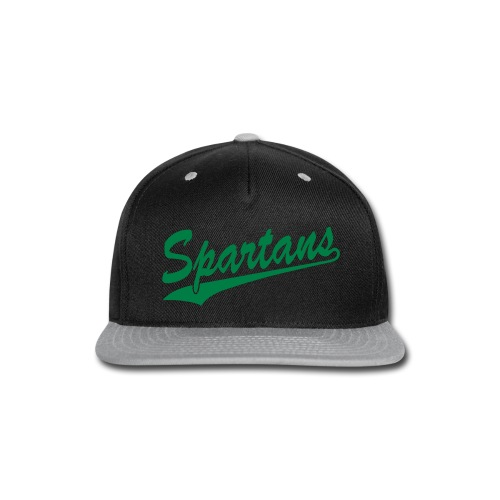 Spartans SnapBack - Snap-back Baseball Cap