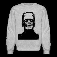 Long Sleeve Shirts ~ Men's Crewneck Sweatshirt ~ Article 13558482