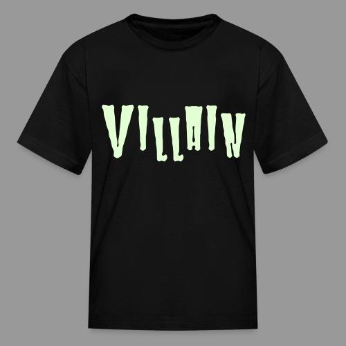 Villain - Kids' T-Shirt