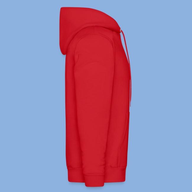 OCNA Logo Red Hoodie