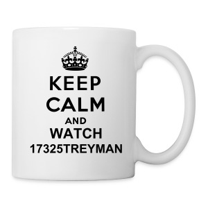 Keep Calm And Watch 17325treyman mug - Coffee/Tea Mug