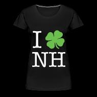 T-Shirts ~ Women's Premium T-Shirt ~ I Clover NH
