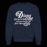 Long Sleeve Shirts ~ Crewneck Sweatshirt ~ LIFT YOUR HEART