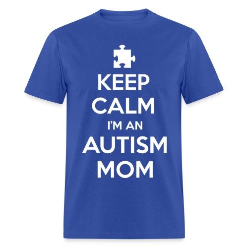 Autism Mom T-Shirt - Men's T-Shirt