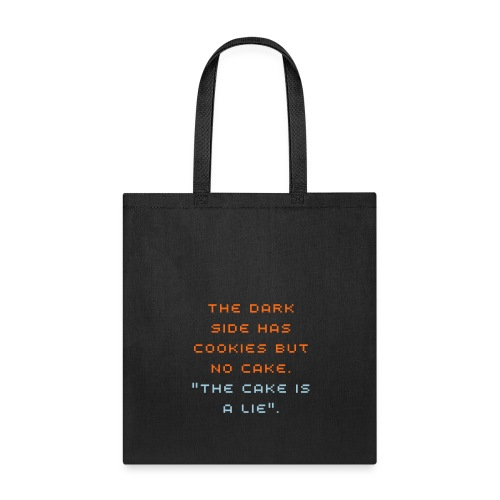 The Cake is a Lie - Tote Bag
