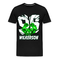 T-Shirts ~ Men's Premium T-Shirt ~ Wilkerson Mens Premium 3x-4x T Shirt