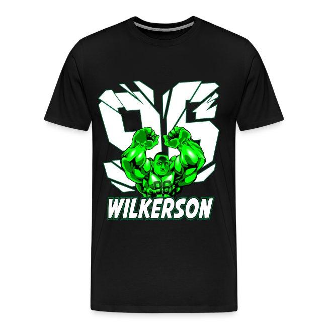 Wilkerson Mens Premium 3x-4x T Shirt
