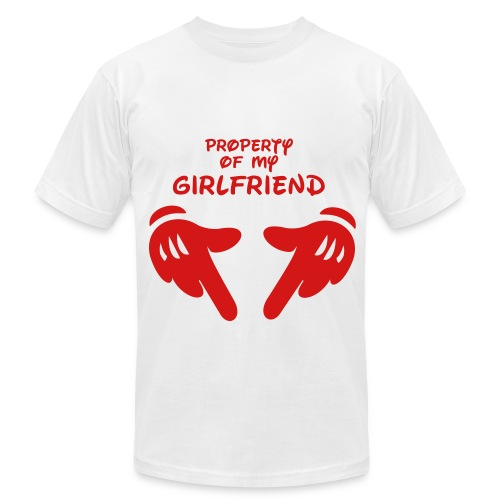 Proper of GF Tee - Men's  Jersey T-Shirt