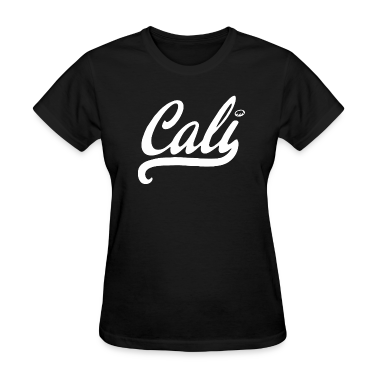 CALI Women's T-Shirts