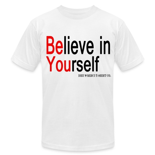 Be You tee - Men's Fine Jersey T-Shirt