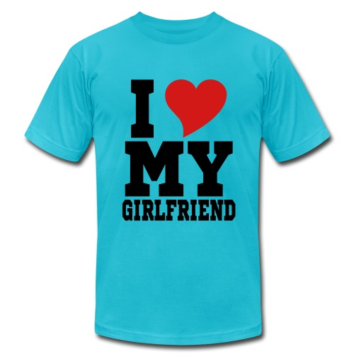 Girlfriend Tee - Men's  Jersey T-Shirt