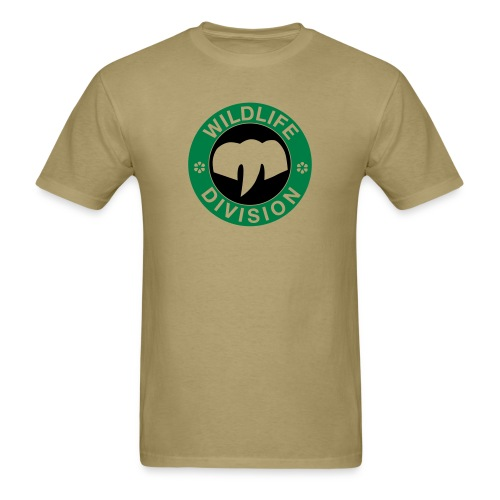 Wildlife Div - Men's T-Shirt