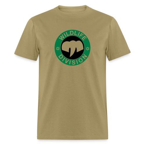 Wildlife Div - Men's T-Shirt