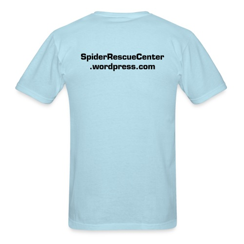 Support the Eight Legged Movement (Mens) - Men's T-Shirt