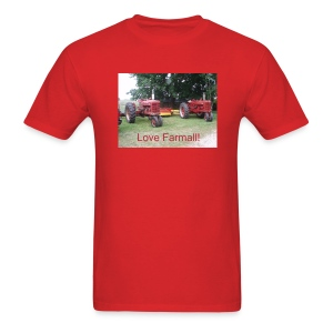 'Love Farmall' - Men's T-Shirt