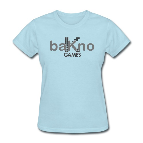 baKno logo t-shirt for women - Women's T-Shirt