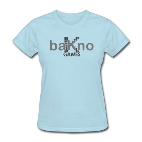 baKno logo t-shirt for women - Women's T-Shirt