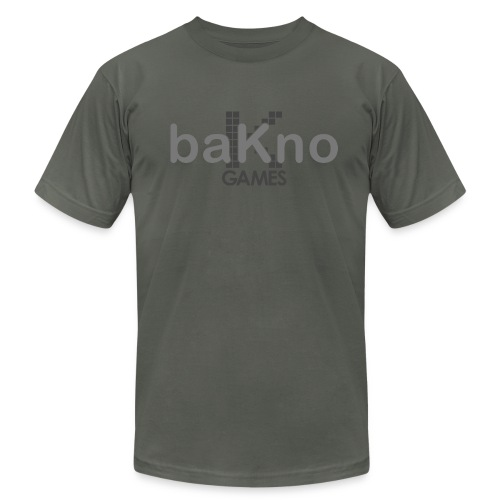 baKno logo t-shirt for men - Men's  Jersey T-Shirt