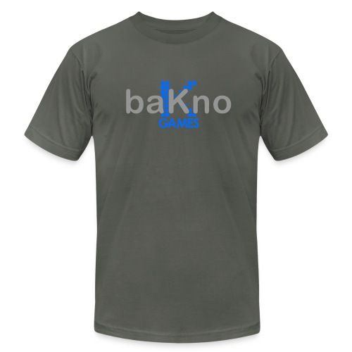 baKno color logo t-shirt for men - Men's Fine Jersey T-Shirt