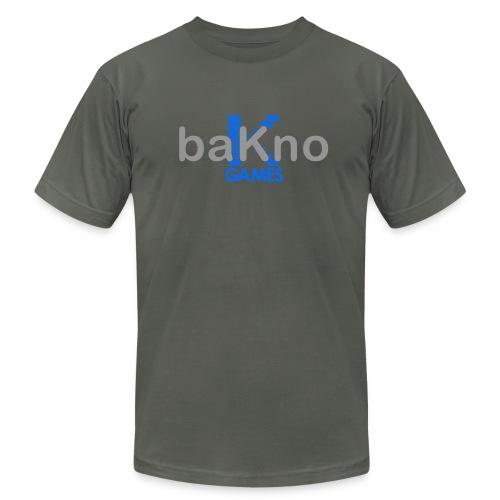 baKno color logo t-shirt for men - Men's  Jersey T-Shirt